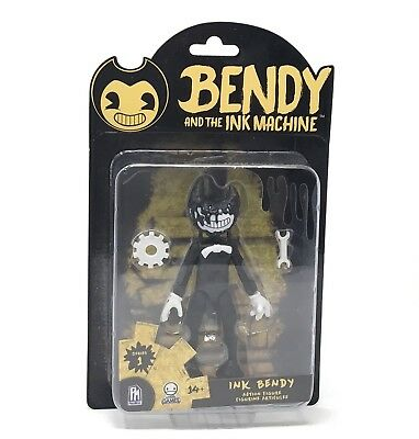 Bendy And The Ink Machine Ink Bendy Action Figure Series 1 Brand New