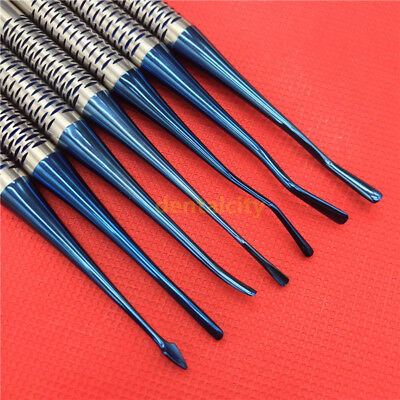 Root Elevator Luxating PDL Proximators Implant Dental Surgery Instruments