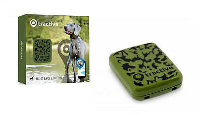 Dog GPS Tracker Lightweight & Waterproof Dogfinder and Pet GPS Collar Attachment