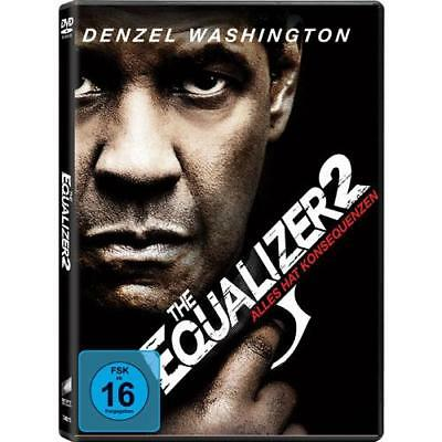 Equalizer #2, The (dvd) Min: 116dd5.1ws [DE-Version, Regio 2/B] - Sony Pict NEU