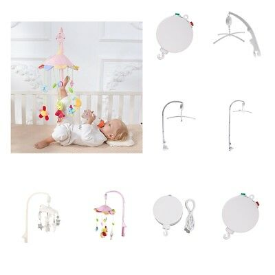 Mobile Music Box Musical Games /Holder Arm Bracket for Cot Crib Baby Toy