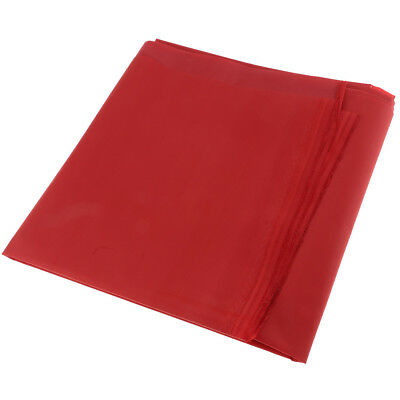 1 Yard Heavy Duty Thick Waterproof Canvas Fabric Material Outdoor Cover Red