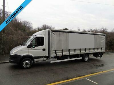 2012 12 Iveco Daily 70C17 3.0Hpt 170 Bhp Automatic 7T 21Ft 6In Curtainsider  Die