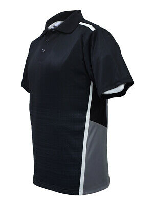 Jbs Mens Piping Polo Shirt Quick Dry Sports Team Contrast S-5XL 27 Colors 7PIP