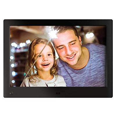 NIX Advance Digital Photo Frame 10 Inch X10H. Electronic Photo Frame USB Digital