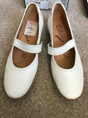 c0809b6256b Women s Shoes Size 3 Gabor Sport White Leather. Very good condition.