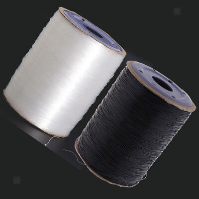 0.8mm Strong Stretchy Cord Clear Elastic Crystal Thread DIY Beading Ceaft