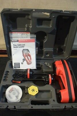 Ridgid Brand Locator Wand Model Navitrack II For Seesnake Sewer Camera