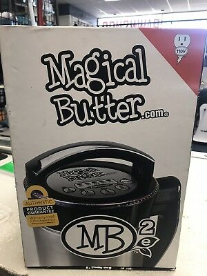 Magical Butter Machine 2 ( Mb2E ) Botanical Extractor Infuser