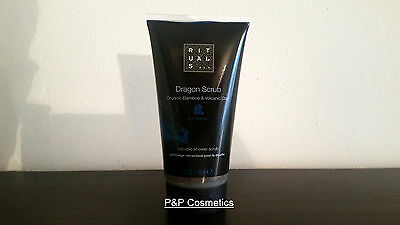 Rituals Dragon Scrub Shower Scrub 150 ML 5 FL OZ !Next Object Free Shipping!