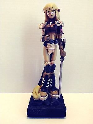 Animal Mystic Dark One Sirius Limited Edition Cold Cast Statue #829 of 1000