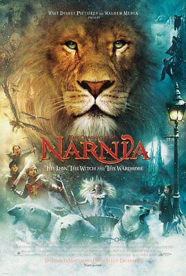 Chronicles of Narnia: Lion Witch & Wardrobe | $1.39 DVD|$4.00 Flat Rate Shipping
