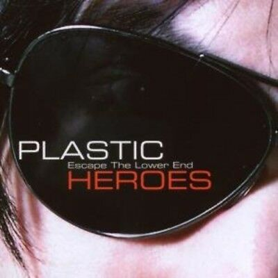 Plastic Heroes - Escape the Lower End [New CD]