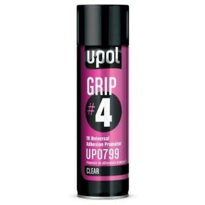 Grip #4 Universal Adhesion Promoter (Clear) 450Ml