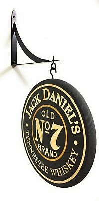 Jack Daniels Double Sided Sign