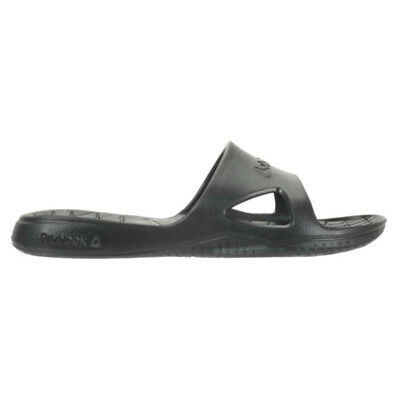 9e2a6b991fd104 Reebok Kobo H2Out Mens Slide - Black - V70357 1 of 1FREE Shipping ...
