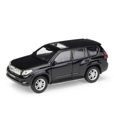 LOT 54655 Welly Toyota Land Cruiser Prado schwarz Modellauto 1:40 NEU in OVP