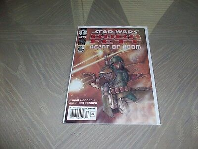 Star Wars Boba Fett Agent of Doom Comic