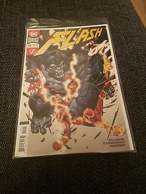 Flash 40 nm rare variant cover