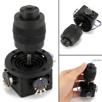 4-Axis Joysticks Potentiometer Buttons Controllers For JH-D400X-R4 10K 4D Sealed