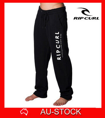 RIPCURL Mens Track Pants Gym Sports Fleece Trousers Casual Joggers S M L XL XXL