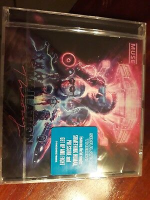 Muse - Simulation Theory   Cd Neu *ovp*