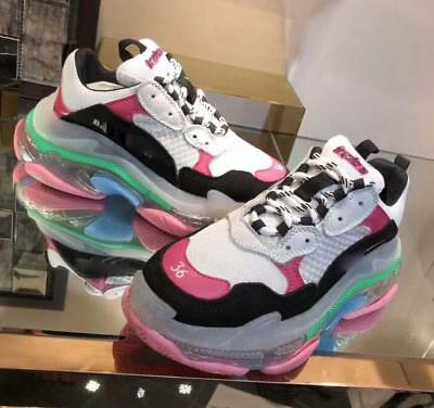 2019 HOT Classic UNISEX COLORFUL Fashionable Street Dancing STYLE Sports Shoes