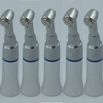 NSK Style Dental Contra Angle Push Button Low Speed Handpiece Burs E-Type Motors