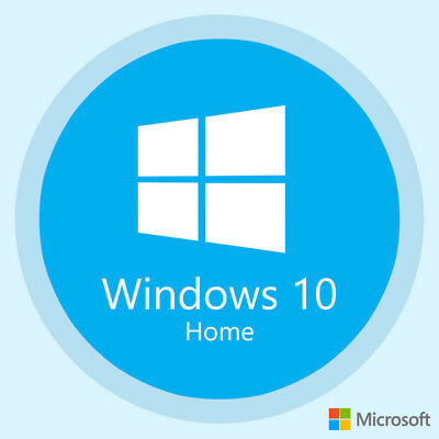 INSTANT Microsoft WINDOWS 10 Home 32/64 BIT GENUINE ACTIVATION KEY Download Link