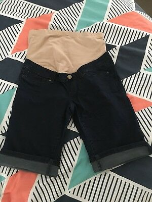 Jeans West Maternity Shorts Size 8