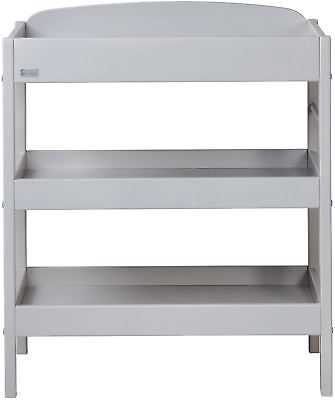 East Coast CLARA DRESSER - GREY Baby Child Nursery Furniture BN