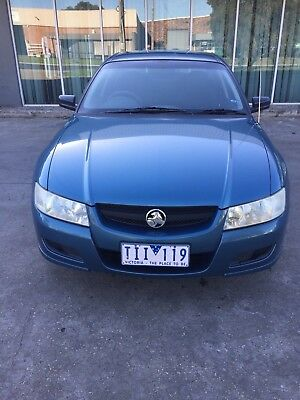 2004 HOLDEN VZ  COMMODORE SEDAN Good-VG CondRWC/REGO (Vic)Warranty [TII119]