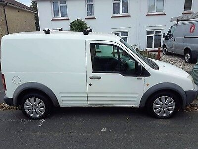 Ford Transit Connect 200D SWB