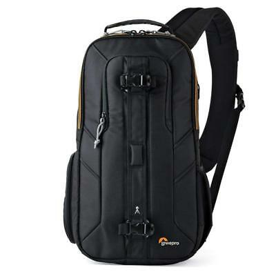 Lowepro Slingshot Edge 250 AW Case DSLR Tablet Camera Black Rucksack