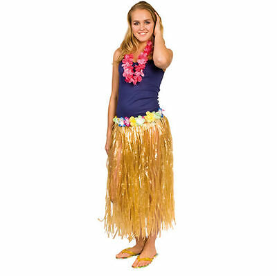 4d82924a67 GONNA LUNGA HAWAII Hawaiana Fiori Festa Party Spiaggia Mare