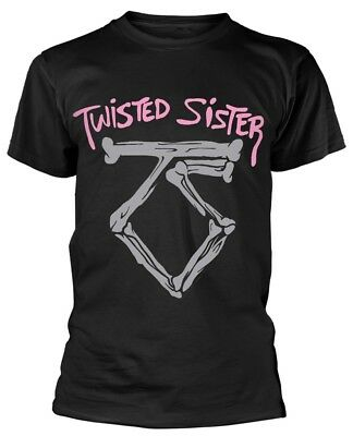 Twisted Sister 'We're Not Gonna Take It' T-Shirt - NEW & OFFICIAL!