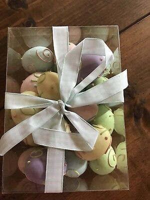 Box 20 Decorative Easter Eggs