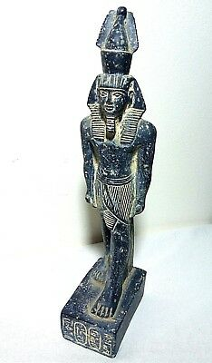 RARE ANCIENT EGYPTIAN ANTIQUE RAMSES II Statue Stone 1279-1213 BC