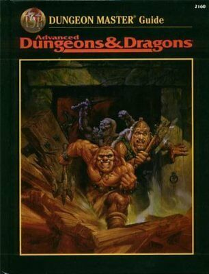 Dungeon Master Guide (Advanced Dungeons & Dragons, 2nd Edition, Core Rulebook…