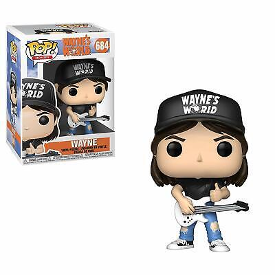 Funko Pop Movies: Wayne's World - Wayne Vinyl Figure