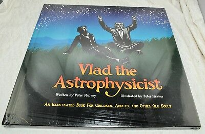 FACTORY SEALED Vlad the Astrophysicist Peter Mulvey story of the university