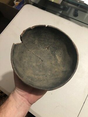 MLC S2248 OLD Pre Columbian Or SW Pot Pottery Red Paint