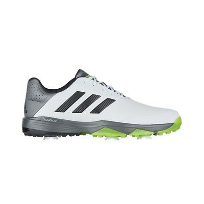 51e3011607a New Men s Adidas Adipower Bounce Golf Shoes White Q44787 q44790 - Pick A  Size
