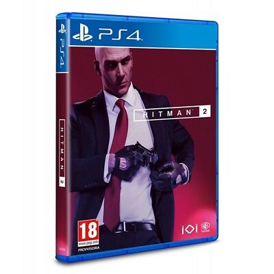 HITMAN 2 II per Playstation 4 PS4 nuovo