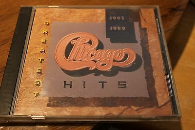 CD Chicago Greatest Hits 1982-1989