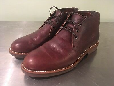 eee8c0d4061 RED WING HERITAGE 9215 Men's Foreman Chukka Boot 9.5 D