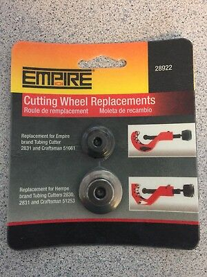 Empire Cutting Wheel Replacements 2831 Craftsman 51661, 51253 Hempe 2830