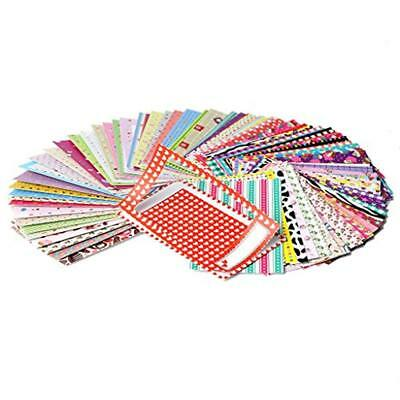 Kodak Colorful, Photo Border Stickers For 2x3 Photo Paper Pack of 100