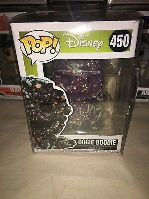 Funko Pop Disney: Nightmare Before Christmas - Oogie Boogie with Bugs In Case