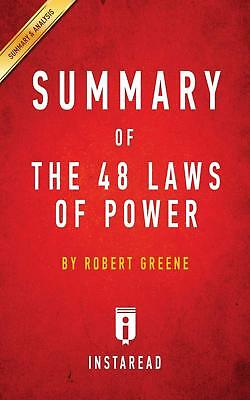 Summary of The 48 Laws of Power by Robert Greene | Includes Analysis